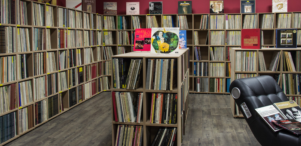 Vinyl Lounge - Second Hand Record Store